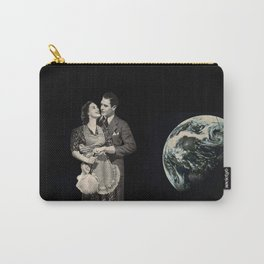 Kiss me on the moon Carry-All Pouch