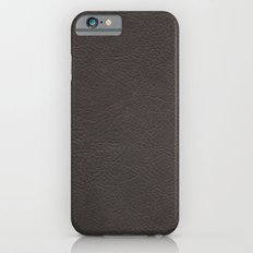 Leather iPhone 6s Slim Case