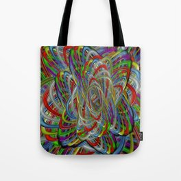 Astray Colors Tote Bag