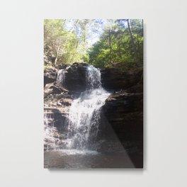 Cheers to Waterfalls pt.1 Metal Print
