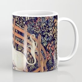 The Unicorn in Captivity Coffee Mug