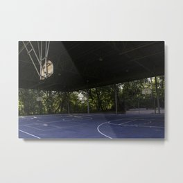 Out and About  Metal Print