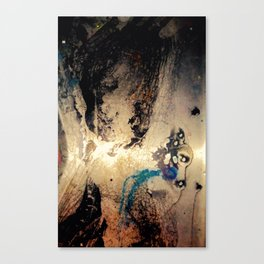We All Did This - Abstract Art Paintings Canvas Print