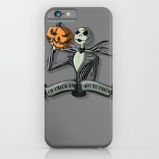 To Trick or Not To Trick Slim Case iPhone 6s