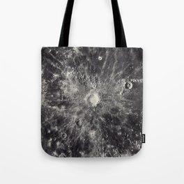 1934 Lunar Detail Tote Bag