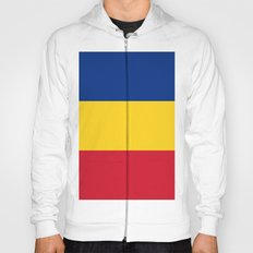 Flag of Romania Hoody