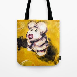 Little Rory on the Big Cheeze Tote Bag