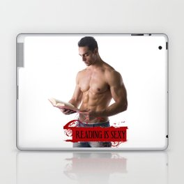 Reading Is Sexy Laptop & iPad Skin
