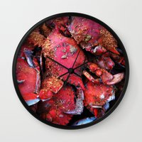 maryland Wall Clocks featuring That's what Maryland does by Jordan Virden
