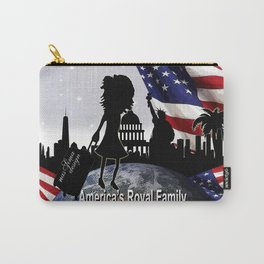 Americas Royal Family Carry-All Pouch