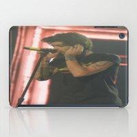 zayn iPad Cases featuring Zayn Malik by Halle