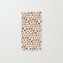 Nuts Hand & Bath Towel