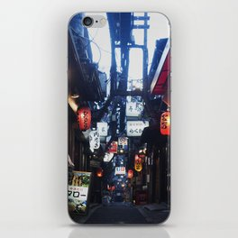 Shinjuku Eats iPhone Skin