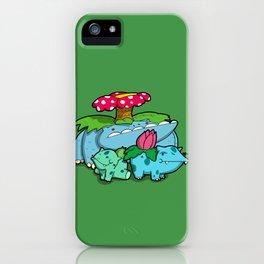 Pokémon - Number 1, 2 & 3 iPhone Case