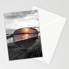 Sunset Perspective Stationery Cards