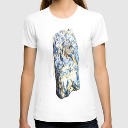 Kyanite crystall Gemstone T-shirt