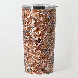 Vintage Marbled Texture - Organic Overdose Travel Mug