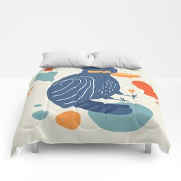 Quirky Laughing Kookaburra Comforters