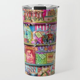 The Sweet Shoppe Travel Mug