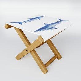 Sharks Folding Stool