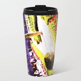Intense and living colors. Travel Mug