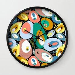 Proliferation Wall Clock