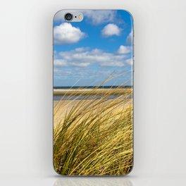 Beach whispers iPhone Skin