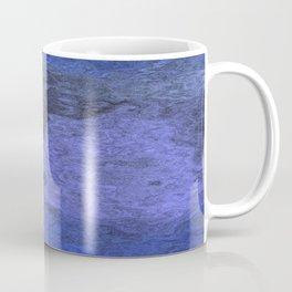 Flowing, blue Coffee Mug