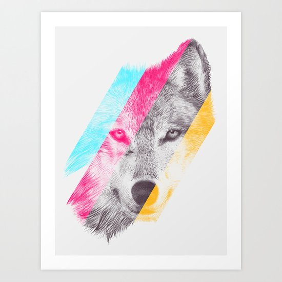 Wild 2 by Eric Fan & Garima Dhawan Art Print