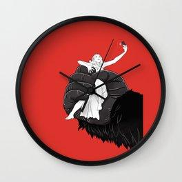 Selfie Wall Clock