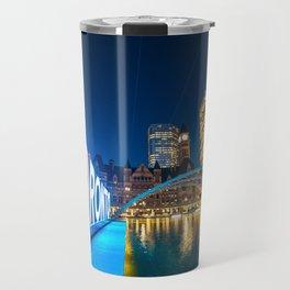 Toronto Canada Travel Mug