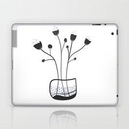 Flower vase Laptop & iPad Skin