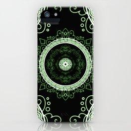 Celtic Spirit Mandala iPhone Case