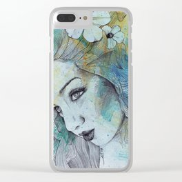 The Lowest Common Denominator Clear iPhone Case