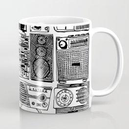 Music Boxes Coffee Mug