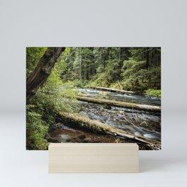 Forest Flow Mini Art Print