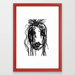 Tulula  Framed Art Print
