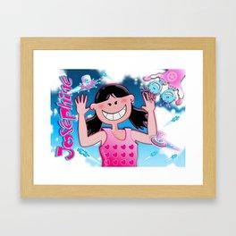 Josephine Poster 6 Framed Art Print