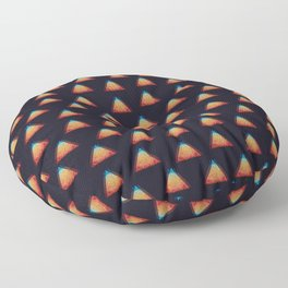 Top of The Mountain Floor Pillow