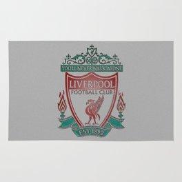 LiverpoolFC Rug