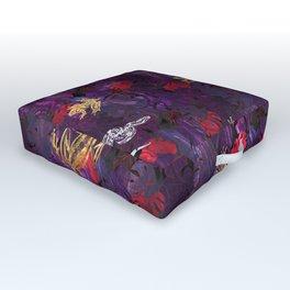 Shining Jungle Jam Outdoor Floor Cushion