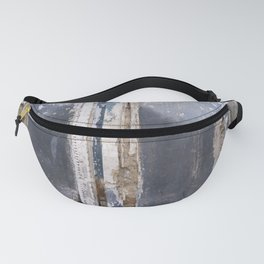 Old Blue Wall Fanny Pack