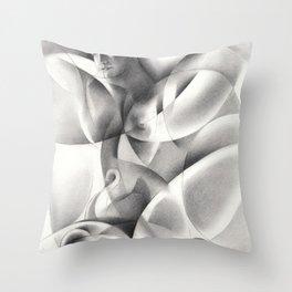 Roundism - 28-08-17 Throw Pillow