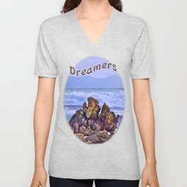 Rooi Els Dreamers Unisex V-Neck