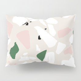 Terrazzo jungle Pillow Sham