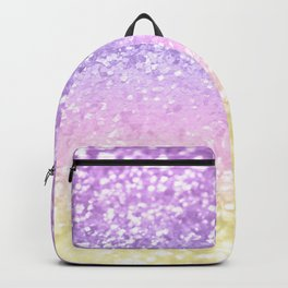 Unicorn Girls Glitter #4 #shiny #decor #art #society6 Backpack