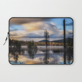 It Does Exist a beautiful dreamy photograph of Dry Lake Laptop Sleeve