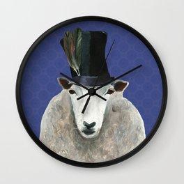 Gipsy Sheep from Animal Society Wall Clock