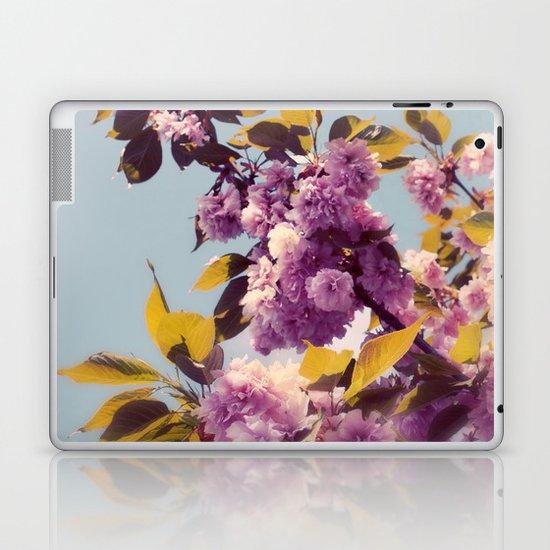 Vintage Blooms Laptop & iPad Skin