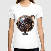 werewolf T-shirts featuring WEREWOLF by TheMagicWarrior
